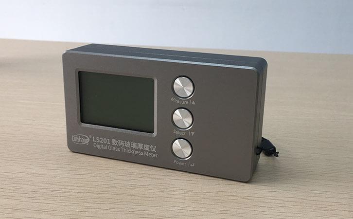 数码玻璃测厚仪LS201