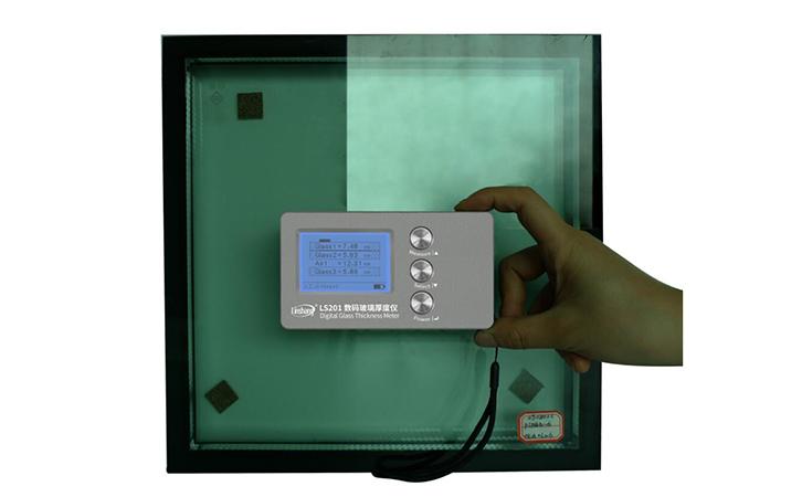 数码玻璃测试仪LS201测试中空玻璃
