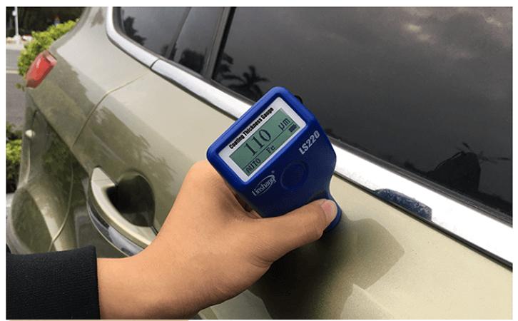 汽车漆面检测仪
