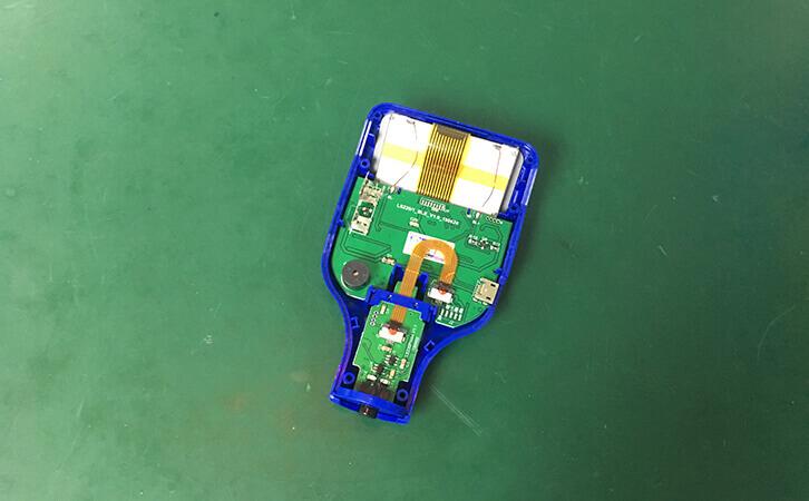 漆膜仪LS220B内部结构