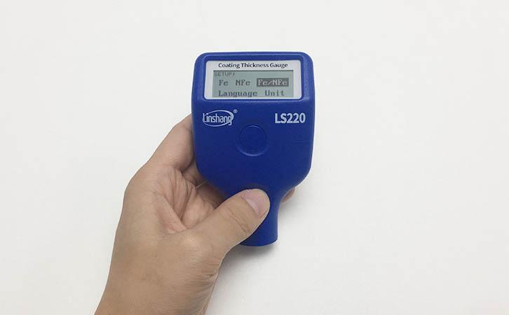 LS220B漆膜仪