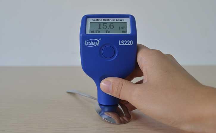 镀层测厚仪测量镀层