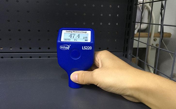 涂层测厚仪检测涂层