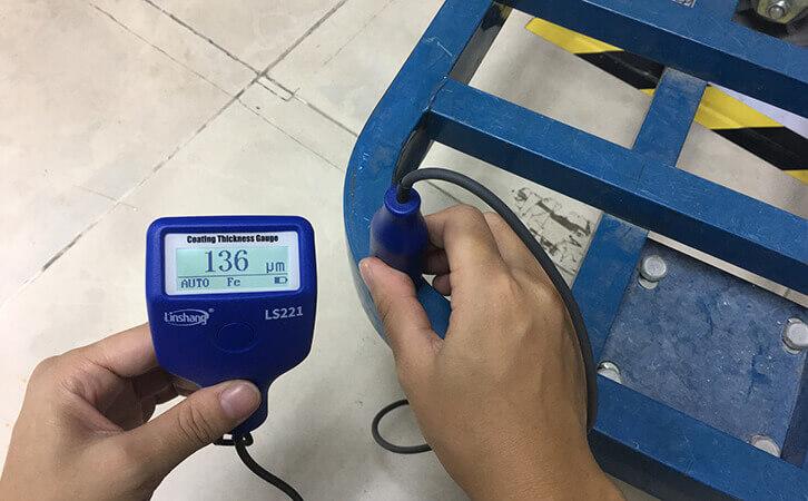 分体式便携式油漆漆膜厚度检测仪