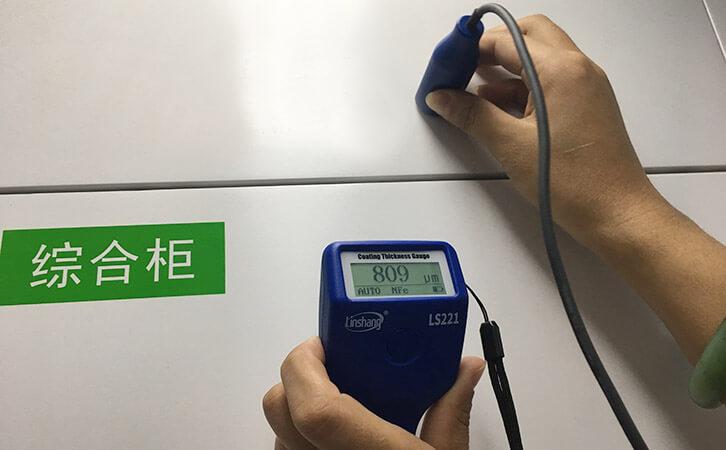 防火涂料测厚仪测量综合柜
