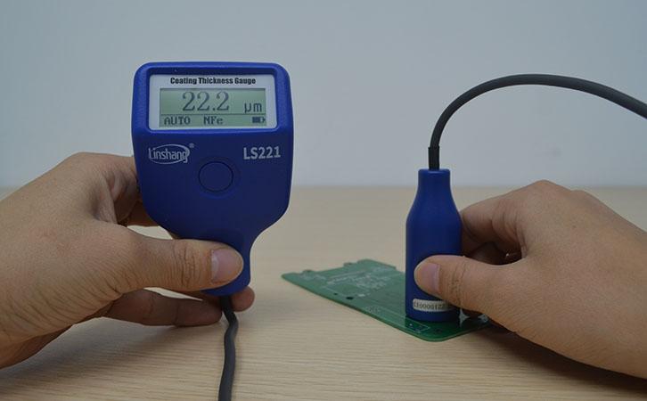 涂层测厚仪LS221