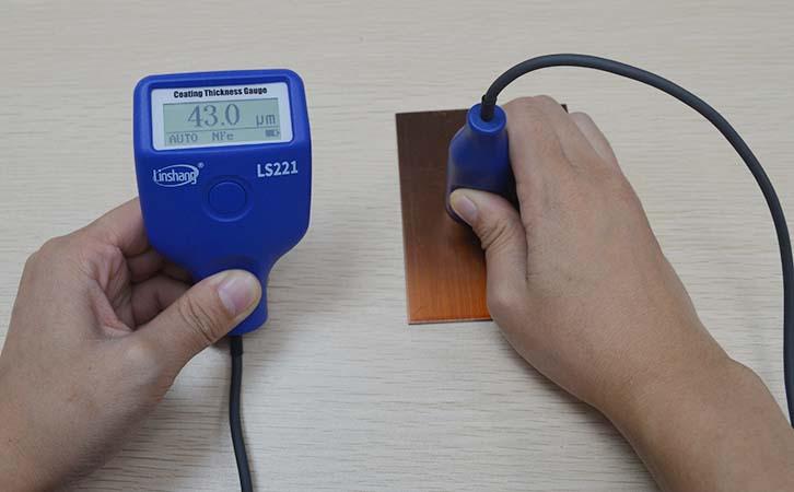 干膜测厚仪测干膜