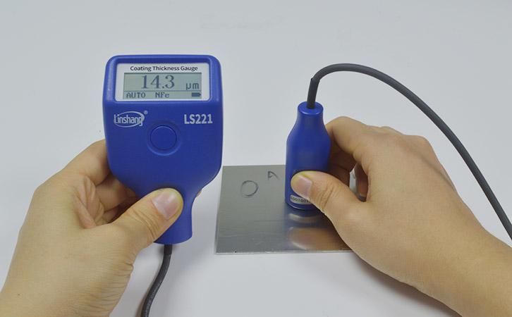 干膜测厚仪LS221测量干膜