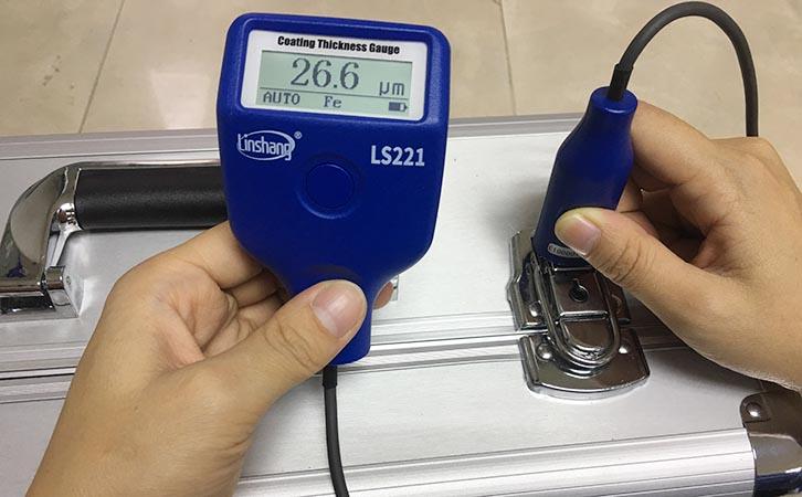 便携式测厚仪LS221
