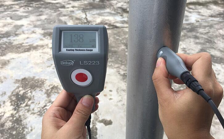 磁性涂层测厚仪LS223
