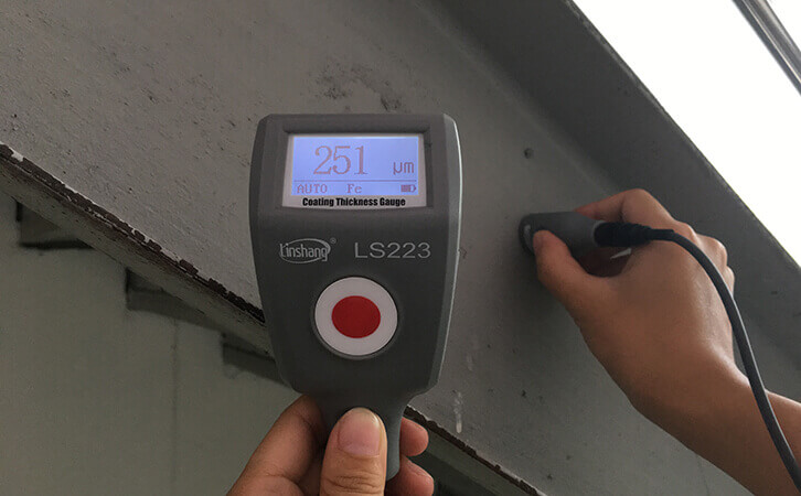 大量程涂层测厚仪LS223