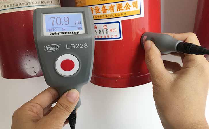 涂层测厚仪LS223