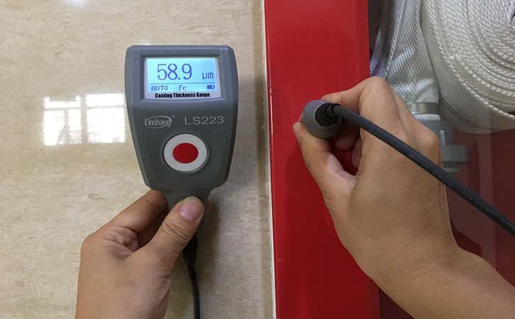 高精度涂层测厚仪LS223