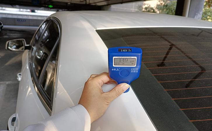 二手车漆膜仪测量车漆厚度