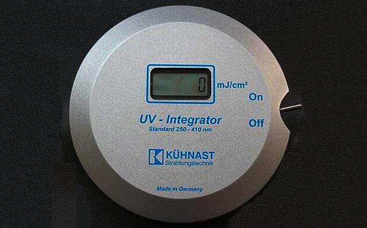 库纳斯特uv150能量计
