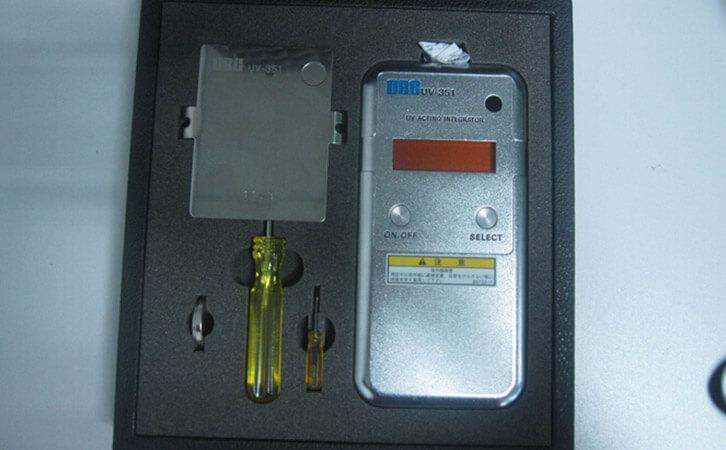 日本ORC UV能量计351