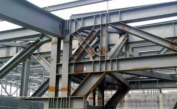 钢构件腐蚀图