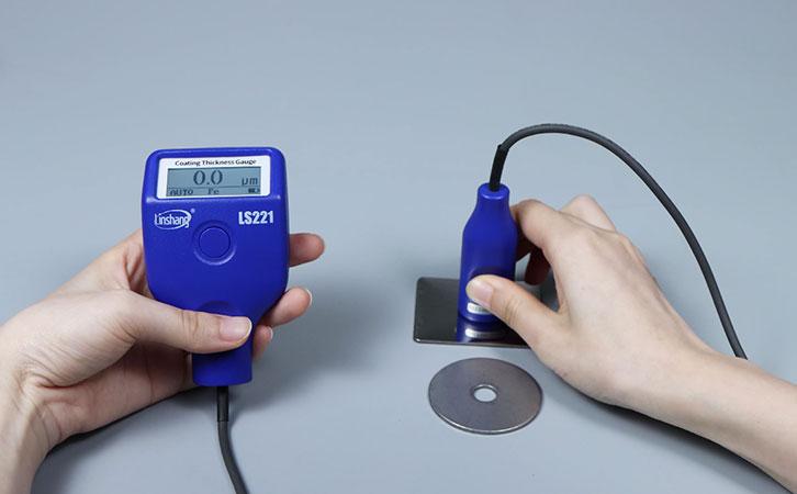 涂层测厚仪为什么要用未涂镀的同种工件进行调零